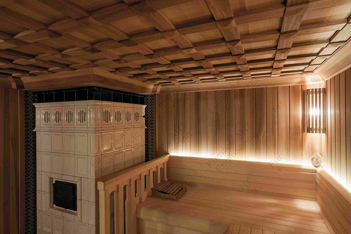 Construction of saunas turnkey from SST Engineering: professionalism and innovative technologies 23
